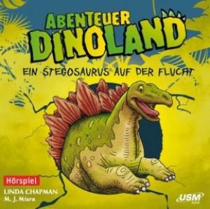 Vol. 04: Ein Stegosaurus auf der Flucht