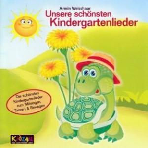 Unsere schönsten Kindergartenlieder