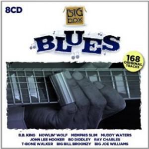 Blues Big Box: 168 Original Tracks