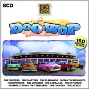 Doo Wop Big Box 160 Original tracks