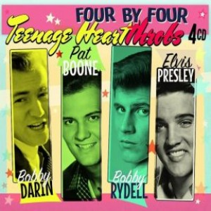 Four by Four: Teenage Heartthrobs