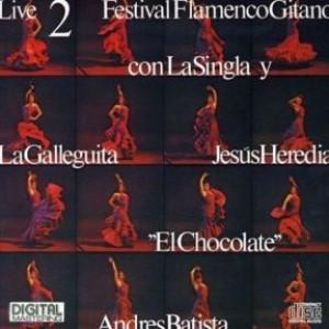 Festival Flamenco Gitano Live 2
