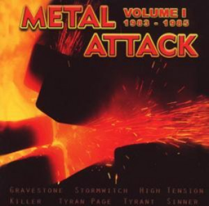 Metal Attack Vol.1 1983-1985