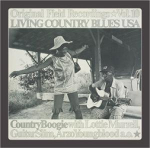 Living Country Blues USA Vol.10