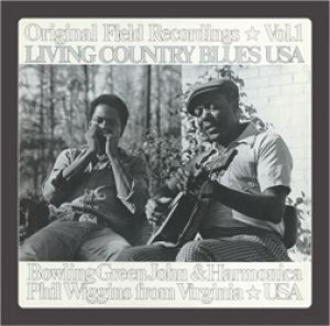 Living Country Blues USA Vol.01