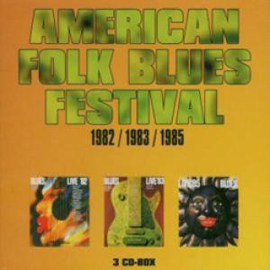 Americ.Folk Blues Fest.1982-85