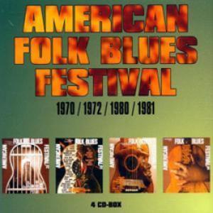 Americ.Folk Blues Fest.1970-81