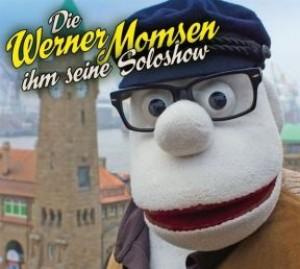 Die Werner Momsen ihm seine Soloshow
