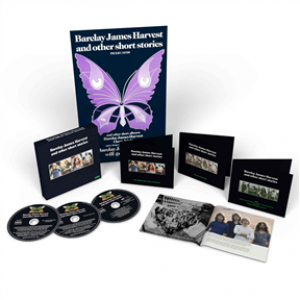 Barclay James Harvest And Other Short Stories: 2CD+DVD Remastered & Expanded Box