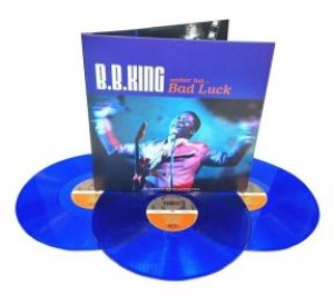 Nothin' But… Bad Luck (Transparent Blue Vinyl)