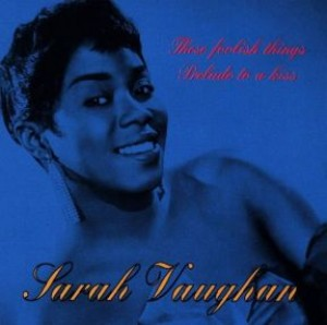 Sarah Vaughan (180g Red Vinyl)