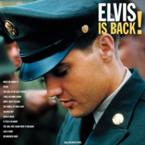 Elvis Is Back! (180g Coloured Vinyl)
