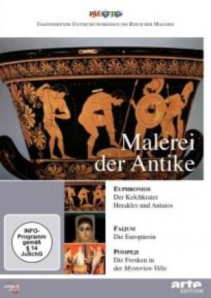 Malerei der Antike: Euphronios / Faijum / Pompeji