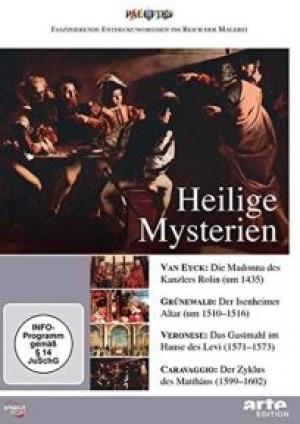 Heilige Mysterien: van Eyck / Grünewald / Veronese / Caravaggio