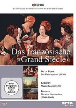 """Das französische """"Grand Siècle"""": de la Tour:  Lorrain / Poussin"""