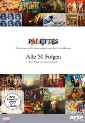 Palettes: 50 Folgen