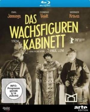 Das Wachsfigurenkabinett (1924)