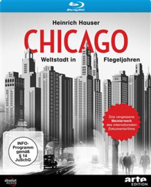 Chicago - Weltstadt in Flegeljahren (1931) (Blu-ray)