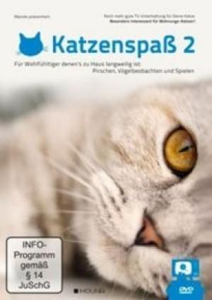 Katzenspass: Noch mehr gute TV-Unterhaltung für Deine Katze