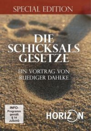 Die Schicksalsgesetze: Ein Vortrag von Rüdiger Dahlke