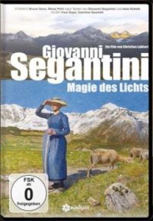 Giovanni Segantini: Magie des Lichts (inkl. CD)