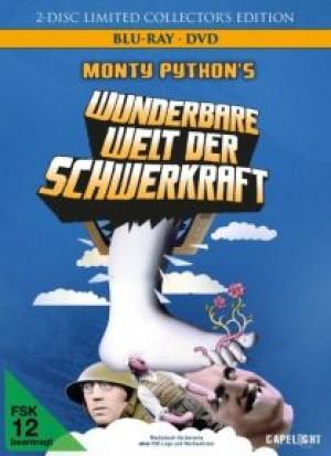 Monty Python's wunderbare Welt der Schwerkraft (Mediabook)