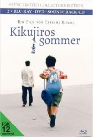 Kikujiros Sommer (Mediabook)