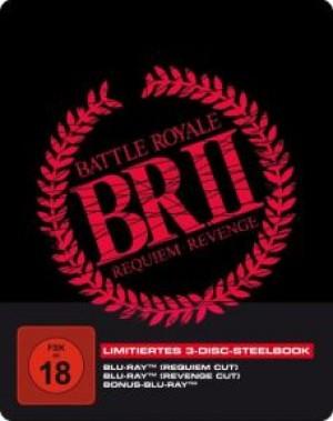 Battle Royale 2 (Steelbook)