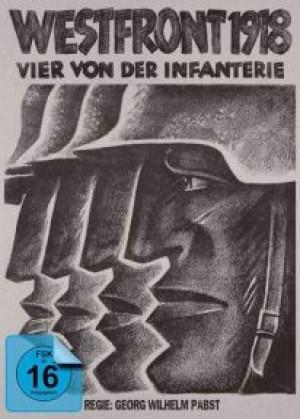Westfront 1918: Vier von der Infanterie (Mediabook)