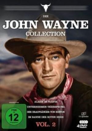 Die John Wayne Collection: Vol. 2