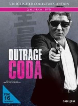 Outrage Coda (Mediabook)