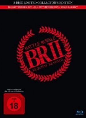 Battle Royale 2 (Mediabook)
