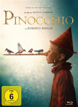 Pinocchio (Mediabook)