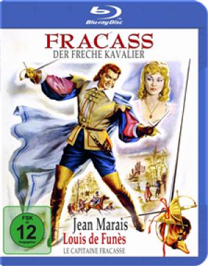 Fracass - der freche Kavalier (Neuauflage) (Blu-ray)