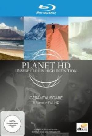 Unsere Erde in High Definition: Gesamtausgabe