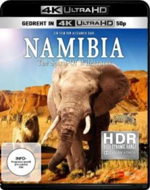 Namibia: The Spirit of Wilderness (4K UHD)
