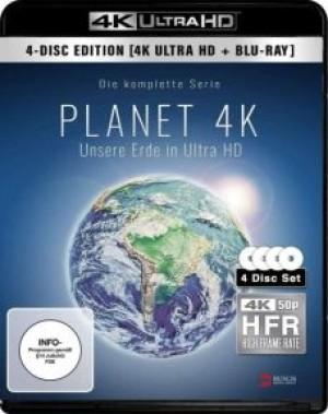 Planet 4K: Unsere Erde in Ultra HD (4K UHD)