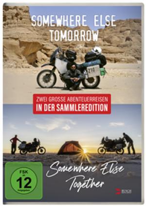 Somewhere Else Tomorrow - Morgen woanders & Somewhere Else Together - Woanders zusammen (2 DVDs)