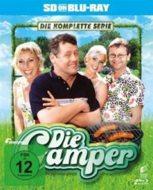 Die Camper: Komplettbox (SD)
