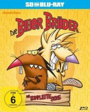 Die Biber Brüder: Die komplette Serie (SD)