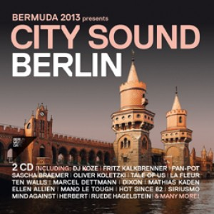 City Sound Berlin 2013 (BerMuDa presents)