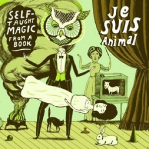 Self-Taught Magic from a Book