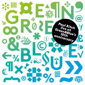 Live At Green & Blue's 10th Anniversary
