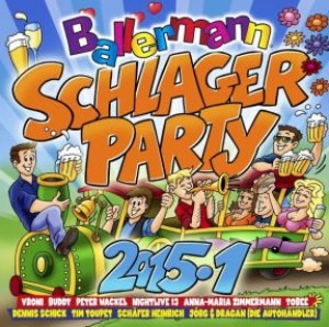 Ballermann Schlagerparty 2015.1