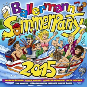 Ballermann Sommerparty 2015
