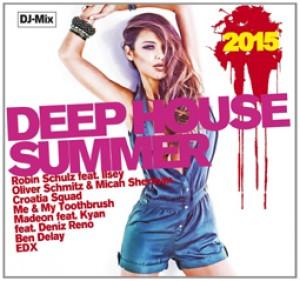 Deep House Summer 2015 (DJ-Mix)