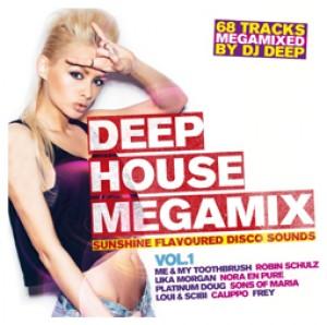 Deep House Megamix - Sunshine Flavoured Disco Sounds