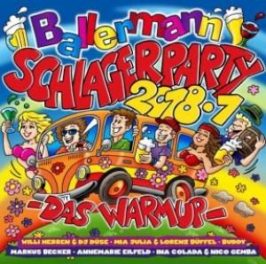 Ballermann Schlagerparty 2018.1 - Das Warmup