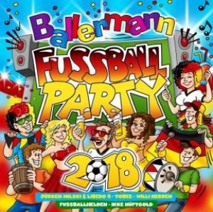 Ballermann Fußball Party 2018
