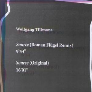 Source (Roman Flügel Remixes / Original)